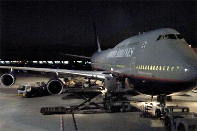 2004年12月3日 東京→シカゴ