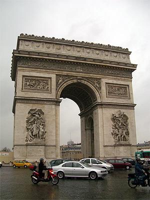 2005年3月22日 パリ