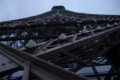 2005年3月24日 パリ→東京