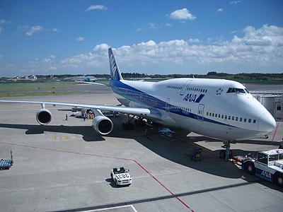 2005年9月14日 東京→パリ