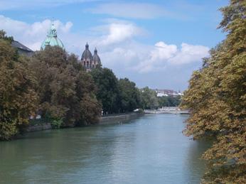 2005年9月15日 パリ→ミュンヘン