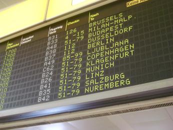 2005年9月21日 ブダペスト→ウィーン→プラハ