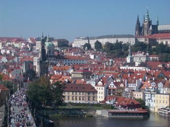 2005年9月22日 プラハ