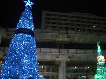 2005年12月24日 バンコク
