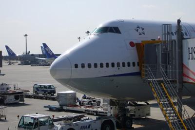 RTW #37 東京→フランクフルト