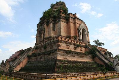 Day6-3 チェンマイ寺院めぐり