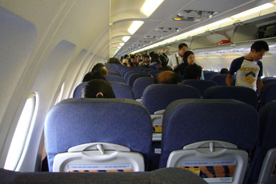 Day7-1 東南アジア格安航空会社に乗る
