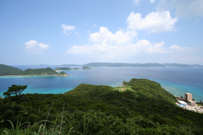 Day2-3 座間味島内をスクーターで観光