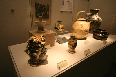 Day5-2 平和通り・壺屋焼物博物館