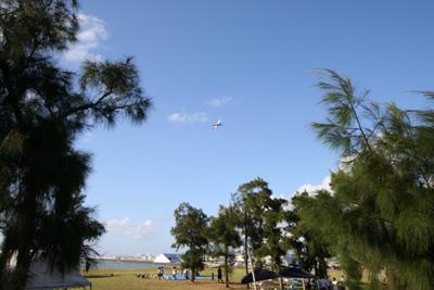 Day7-7 「瀬長島」での飛行機ウォッチング
