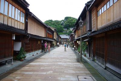 Day3-4 金沢城・茶屋