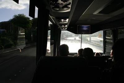 ダブルデッカーバス