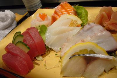 Day6-2 日本料理「南十字星」