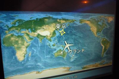 Day9-3 高度11,000mの快適空間