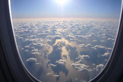 Day9-4 ニュージーランド航空のミールに満足