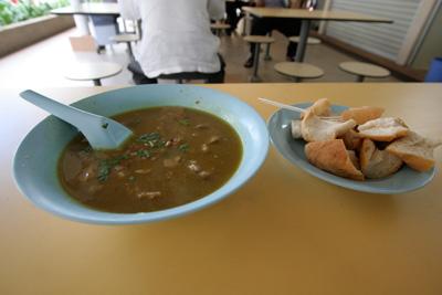 Day3-2 これもおいしい - マトン・スープ