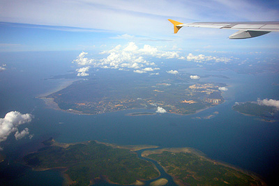 Day4-4 シンガポールからパースへのフライト