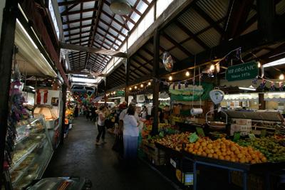 フリーマントルの市場