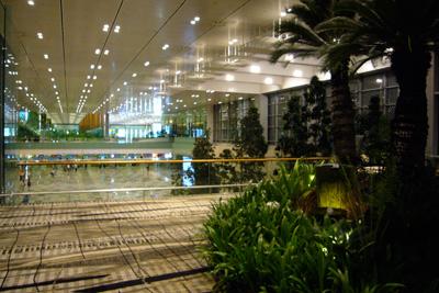 Day7-4 チャンギ空港 ターミナル3