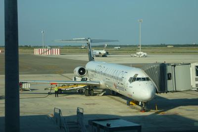 Day2-7 バルセロナ エル・プラット空港
