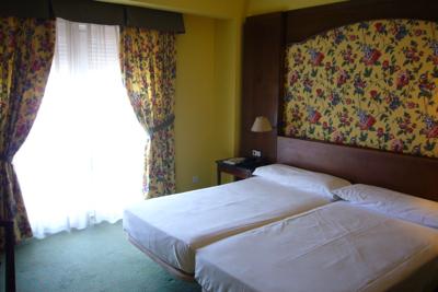 Day7-2 ホテル・オクタビオ