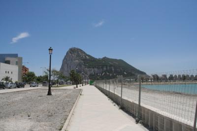 Day7-3 アルヘシラスからジブラルタルへ