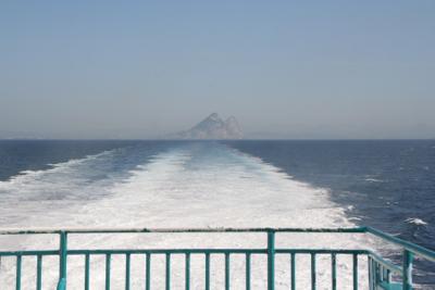 Day8-1 スペイン領セウタからモロッコ入り