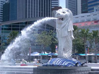 RTW #2 シンガポール
