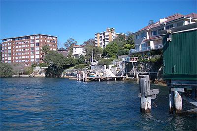 RTW #7 シドニー→サンフランシスコ